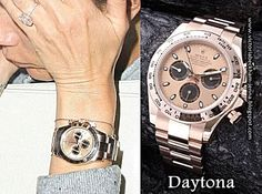 Daytona Rose Gold Rolex, when i saw this on vb I had to have a rose gold watch only mine would be about $300 instead of $20+ grand