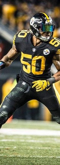 Shazier #50 #steelers