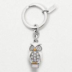 I believe Coach had Lori Filipuzzi in mind when they made this coach key chain  <3