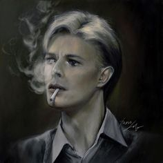 Bowie and Smoke