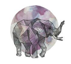 http://www.behance.net/gallery/Geometric-Animals/9030549