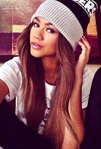 Zendaya* she has a good style