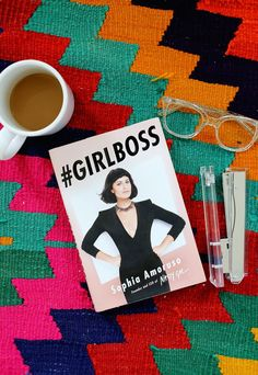 I picked up #GIRLBOSS before our trip to Costa Rica earlier this spring. I always take a new book...