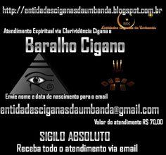 Entidades Ciganas da Umbanda (Clique Aqui) para entrar.: ORÁCULO CIGANO - CLARIVIDÊNCIA CIGANA - MAGIA CIGA...