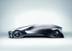 Sponsored Bachelor Thesis by Nikolaos Siakos - BMW Advanced Design #sculpture #Moiré #BMWdynamics #car #side
