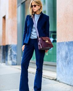Habitually Chic® » Street Style Chic: Monica Ainley