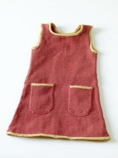 Ravelry: Knit Sundress / Perfect Sundress pattern by Lion Brand Yarn