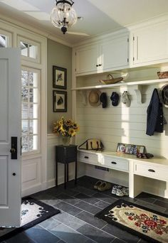 Entryway is the first room that people see when they come into your home. Entryway designs tell a lot about home owners. Visitors can judge your home decorating in no time by what they experience in your entryway. Attractive and… Continue Reading → Home Design, Interior Design, Design Ideas, Design Styles, Modern Interior, Interior Ideas, Country Interior, Web Design, Design Inspiration
