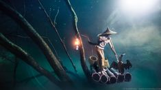 Toxic Underwater Photography | The Making of Von Wong's Dream Photo Shoot