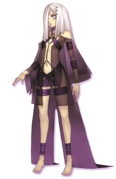 Reionsetsu Rakura from Ar tonelico II: Melody of Metafalica
