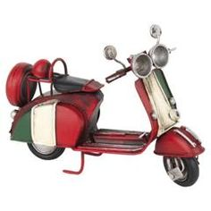 Metallic Minatures by Inart. Choose from a wide selection of mettalic minatures and choose the one according to your style. Your Style, Motorcycle, Vehicles, Metallic, Decor, Collection, Decoration, Rolling Stock, Motorcycles
