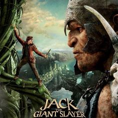 Poster of Hollywood's fantasy - adventure film 'Jack the Giant Slayer'.