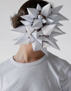 Paper Faces by Hector Sos