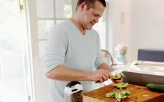 Top integrative physician and Clean Eats author, Alejandro Junger, MD, shares his shopping list for a healthy pantry. Clean Eating Plans, Clean Eating Tips, Healthy Cooking, Cooking Recipes, Healthy Recipes, Healthy Food, Veg Recipes, Healthy Kids, Recipies