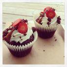 Dulche de lechefyllda chokladmuffins - Recept från Mitt kök - Mitt Kök