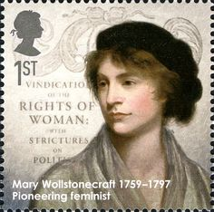 A revolutionary thinker and writer, the 18th century wasn't ready for a radical like Mary Wollstonecraft. She gave up her governess job to become a writer, persuaded her sister to leave her abusive husband, tried to move in with a married man she was in love with - and his wife, had a child out of wedlock and when she did marry, lived in an adjoining house to her husband's.