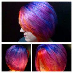 Love it, multicolor!
