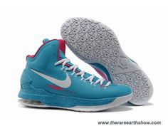 c17eeb3bd09 Authentic Nike Zoom KD V 5 Jade Pink White Basketball Shoes For Wholesale