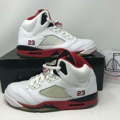 6aa77179d5a86e (eBay Sponsored) Jordan 5 Fire Red 2006. Sz 11. OG All.