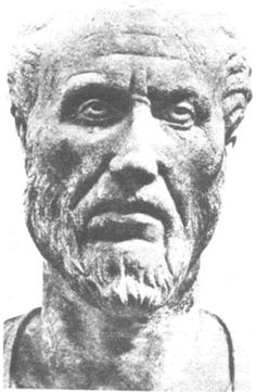 """Plotinus (204-270) - Neo-Platonist mystic philosopher identified as one of the giants of western spirituality. """"A sympathy pervades this single universe, like a single living creature, and the distant is near. Every interval, both large and small, is filled with Soul."""""""