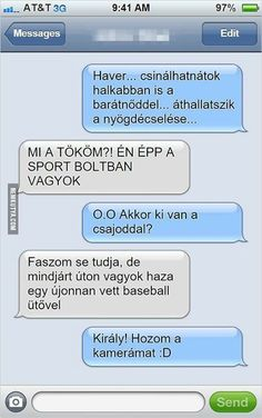 Vicces képek Funny Sms, Funny Messages, Funny Images, Funny Photos, Real Friends, Just Kidding, I Don T Know, Love Story, I Laughed