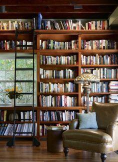 Home Design Inspiration For Your Library - HomeDesignBoard.com