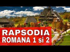 George Enescu: RAPSODIA ROMANA 1 si 2 (full) - YouTube