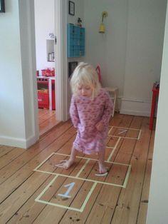 Kid's Room / Habitaciones niños Washi Tape