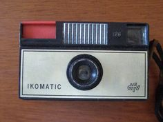 camera fotográfica ikomatic dfv