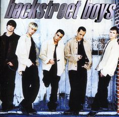 """BACKSTREET BOYS is an Enhanced CD containing both a full audio program as well as multimedia computer files and free access to the Internet. Backstreet Boys: Nick Carter, Brian """"B-Rok"""" Littrell, Kevin"""
