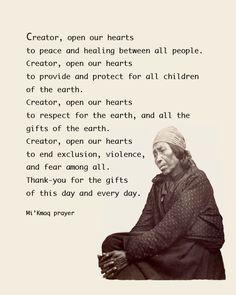 of thanks Native American Thanksgiving Prayer Native American Prayers, Native American Spirituality, Native American Cherokee, Native American Wisdom, American Indians, American Symbols, Native American History, Cherokee Rose, Native American Decor