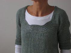 Ravelry: Buttercup pattern by Heidi Kirrmaier