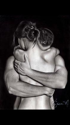 Pronadji me u sledecem zivotu, u ovom smo se zauvek izgubili. Romantic Love, Beautiful Couple, Passionate Love, Boudoir Poses, Couple Shoot, Couple Pictures, Erotic Art, Belle Photo, Picture Quotes
