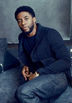 Chadwick Boseman from Get Up, Marshall n Black Panther! Black Panther 2018, Black Panther Marvel, King T, Black Panther Chadwick Boseman, Get On Up, Black Is Beautiful, Gorgeous Men, Beautiful Pictures, James Brown
