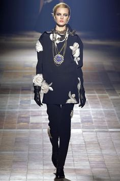 Pure Genius! words can't even describe this collection :) Lanvin Fall 2013 RTW