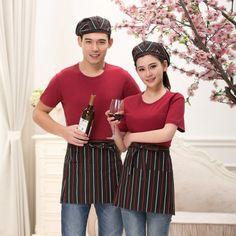 Peter Pan, Waiter Uniform, Restaurant Uniforms, Coffee Ideas, Team Shirts, Summer Shorts, Polo Shirt, T Shirt, Restaurant Design
