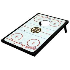 The action moves off the ice and into the backyard! The NHL Tailgate Toss Cornhole Set brings the hottest tailgate game in American to the coolest sport. Cornhole Rules, Cornhole Set, Washer Toss, Bean Bag Games, Triumph Sports, Tailgate Games, Wild Sports, Bag Toss Game, New York Islanders