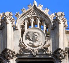 Casa Dolors Vidal de Sagnier 1894 Architect: Enric Sagnier i Villavecchia