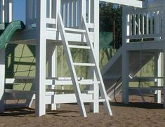The perfect addition to your Ruffhouse swing set! Swing Set Accessories, Ladder, Stairway, Ladders