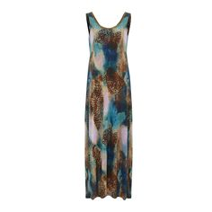 Beaded Printed Dress for £16.99 #fabfind