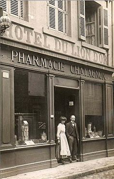 Farmacia Chatagnon #farmacia #pharmacy