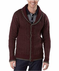 Amazon.com: Joe Browns Men's Awesome Cardigan: Clothing