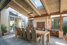 Lovely braai with lots of natural light. Roof Structure, Roofing Contractors, Natural Light, Pergola, Construction, Outdoor Structures, Design, Building, Roof Design
