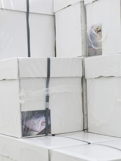 Steve Bishop installation view at Supportico Lopez, Berlin, 2014