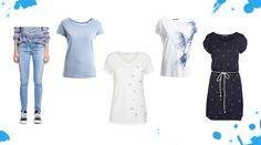 5 Fair Fashion Favourites // Blue & White