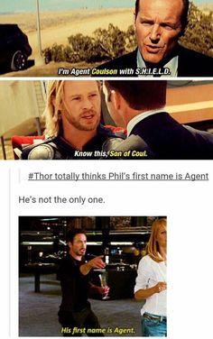 marvel avengers totall thinks Phil's first name is A ent popular memes on the site Avengers Humor, Funny Marvel Memes, Marvel Jokes, Dc Memes, Disney Marvel, Marvel Dc Comics, Marvel Heroes, Marvel Avengers, Funny Memes