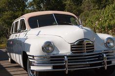 Old Packard Wagon