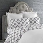 Jonathan Adler Hollywood Printed Sheet Set in grey $ 225
