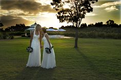 Nat & Amy, McLaren Vale, South Australia