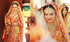 Makeup And Styling Of 10 Reel And Real Life Celebrity Brides